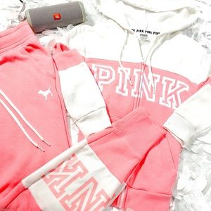 Victoria's Secret PINK Everyday Lounge Sweatsuit